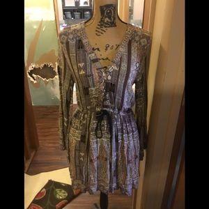 Shirt dress/tunic by entro